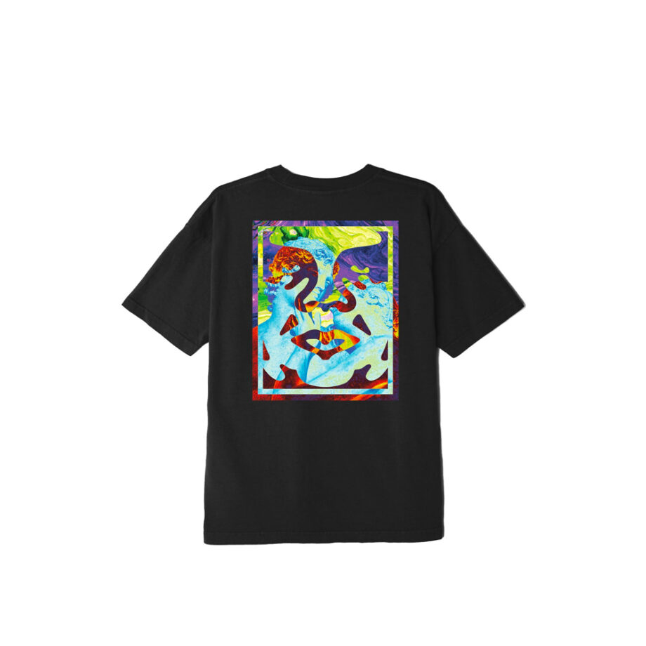 Obey Statue Icon Classic T-Shirt Black 165262589