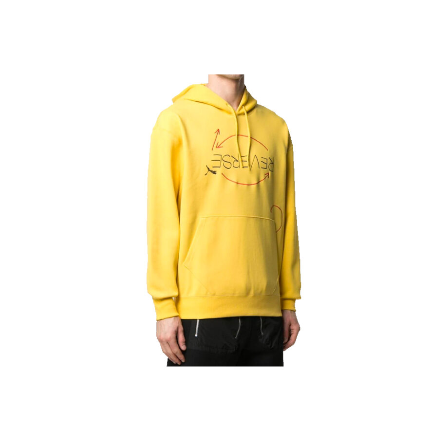 Puma x Michael Lau Rev Hoodie Super Lemon 530357-79