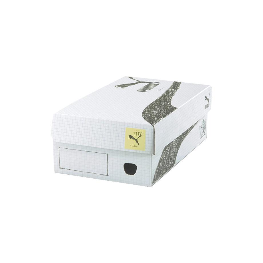 Puma x Michael Lau Ralph Sampson 70 Lo Puma White-Amazon Green 375195-01