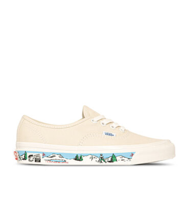 Vans Authentic 44 Dx Anaheim Factory Og White/Scene At VN0A54F241N11