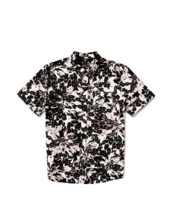 Volcom Striver S/S Shirt White A0412105
