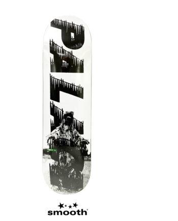 """Palace Bankhead White Skateboard Deck 8.2"""""""