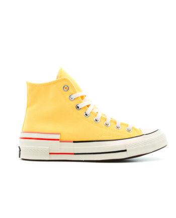 Converse Colorblock Chuck 70 High Top Citron Pulse/Pink Quartz/Egret 570787C