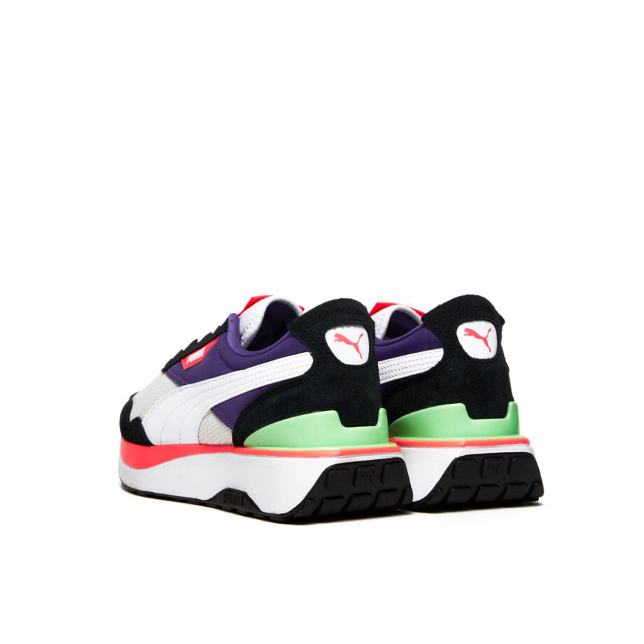 Puma Cruise Rider Silk Road Wn's Puma Black-Puma White-Ignite Pink 375072-04