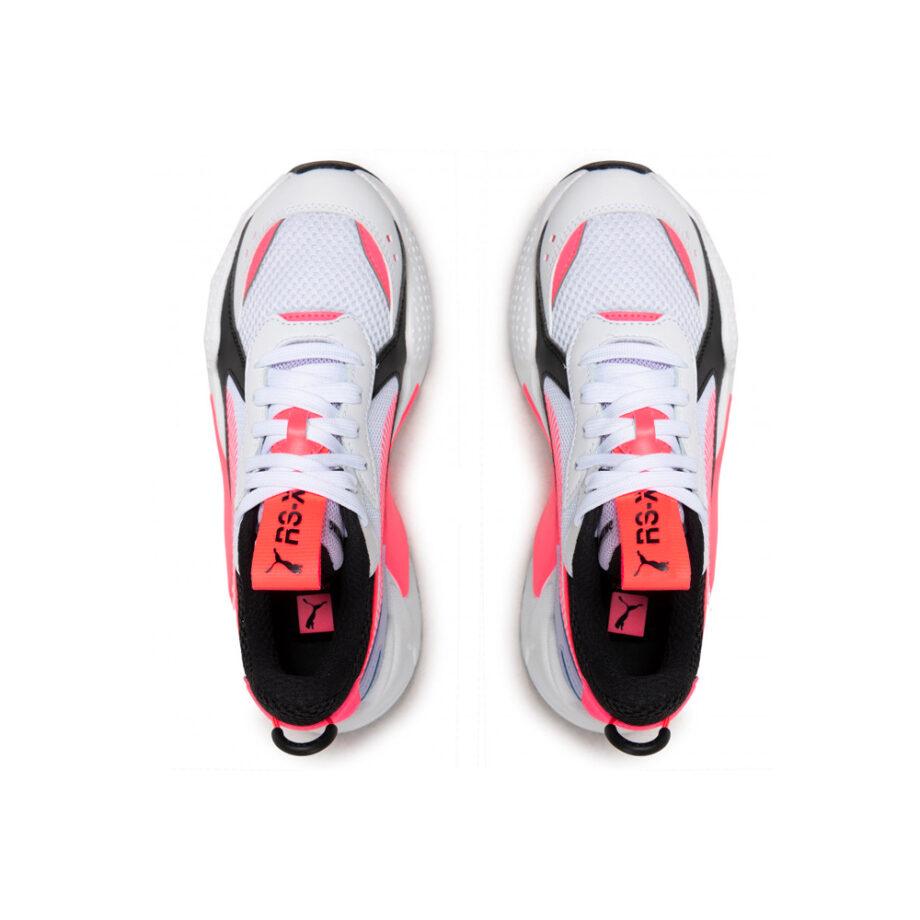 Puma RS-X 90s White/Igni Pink/Ignite Pink 370716-07