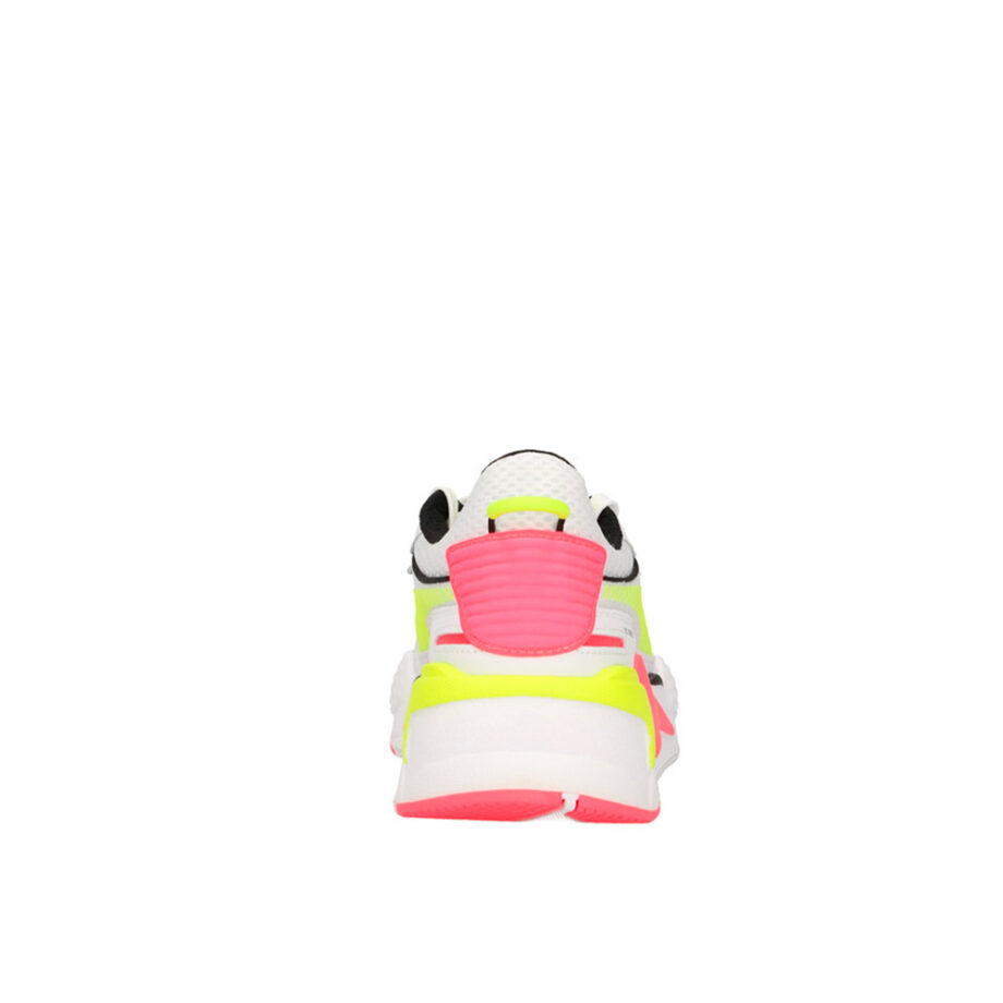 Puma RS-X 90s White-Yel/Alert-Ignite Pink 370716-06