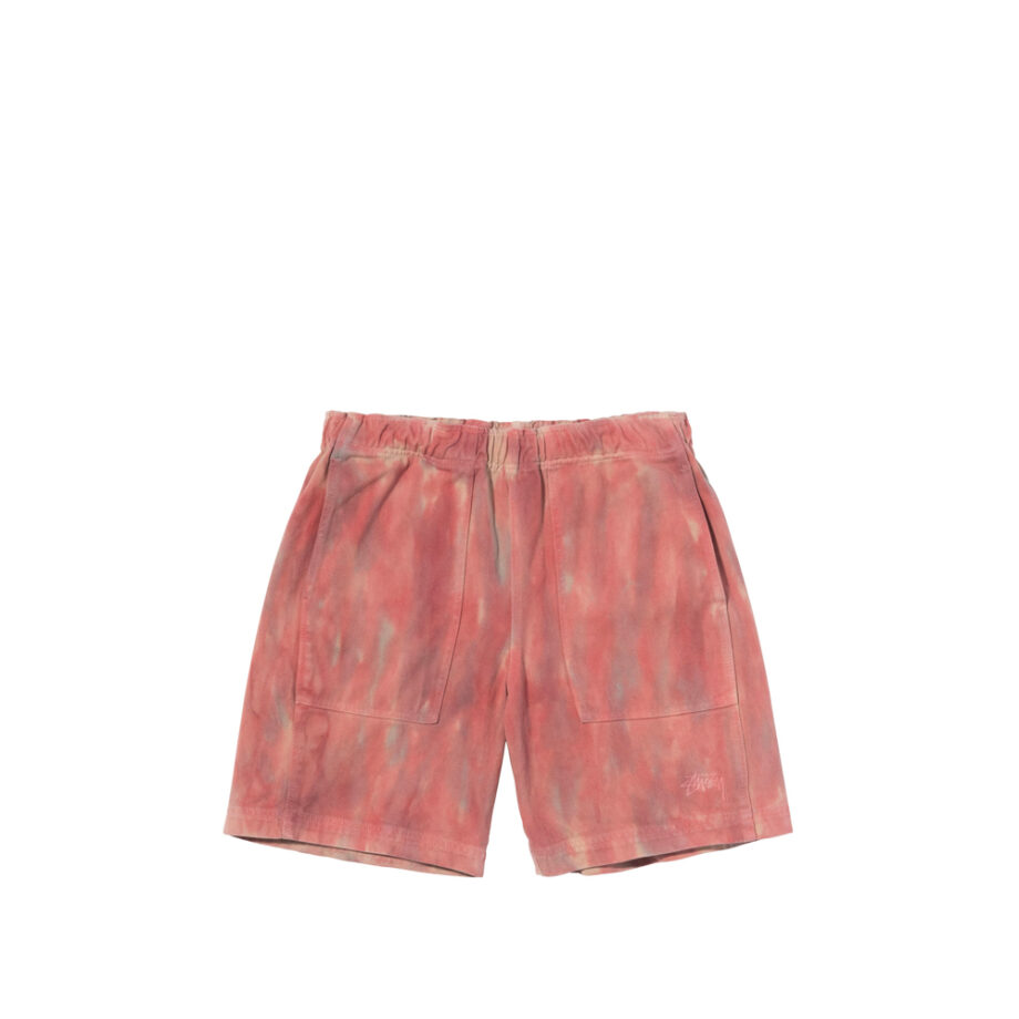Stussy Dyed Easy Short Rust 112261