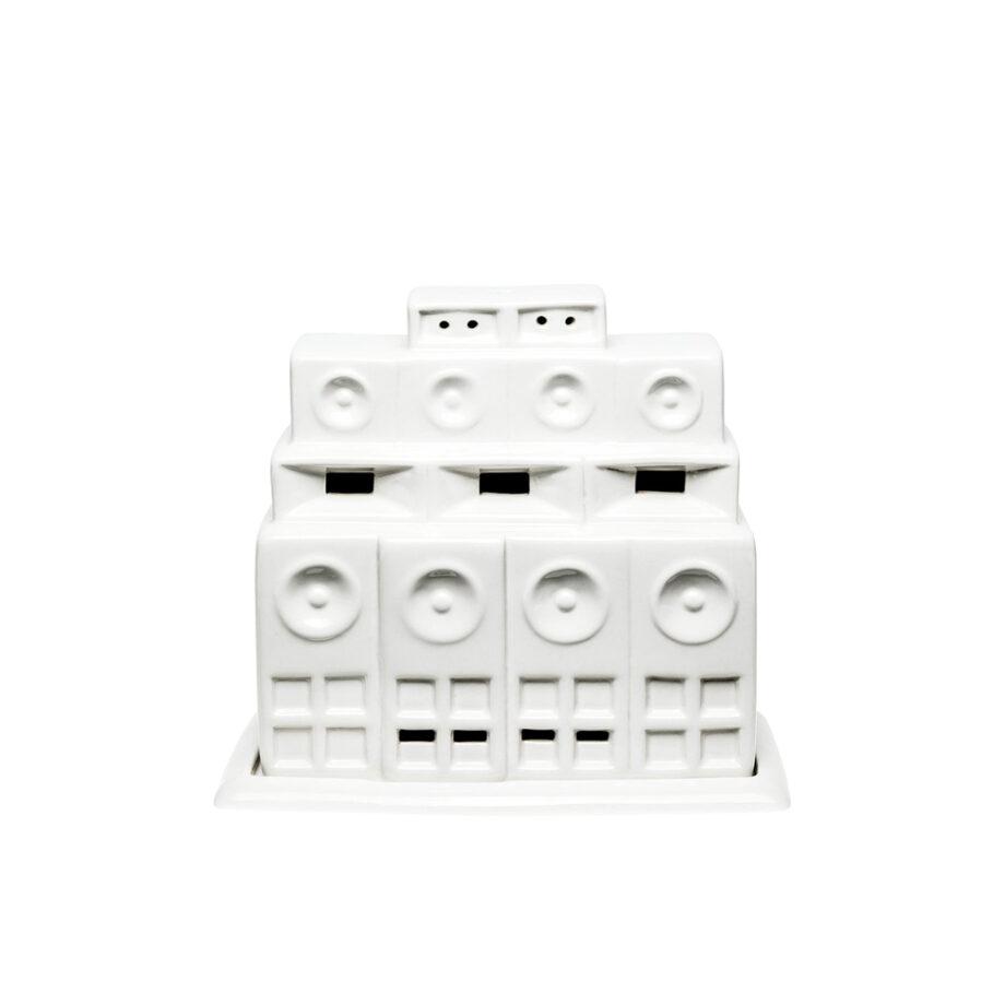 Carhartt Wip x Trojan Records Soundsystem incense Chamber White W-I026914-0200
