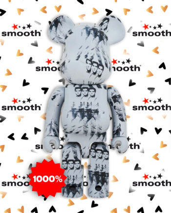 Medicom Toy Andy Warhol (Elvis Presley) Bearbrick 1000%