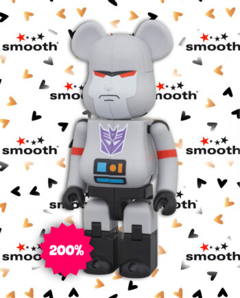 Medicom Toy x Transformers Megatron Bearbrick 200%