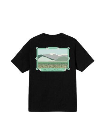 Stussy Palm Springs Tee Black 1904691
