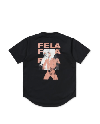 Fela Kuti x Carhartt WIP S/S Poplin T-Shirt Black I026380-10