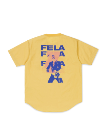 Fela Kuti x Carhartt WIP S/S Poplin T-Shirt Samoan Sun I026380-5