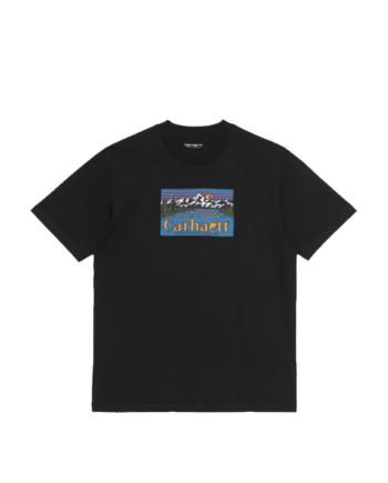 Carhartt Wip S/S Great Outdoors T-Shirt Black I029609-14