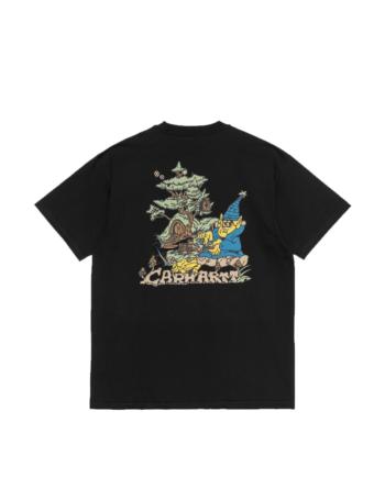 Carhartt Wip S/S Kogancult Wizard T-Shirt Black I029632-14