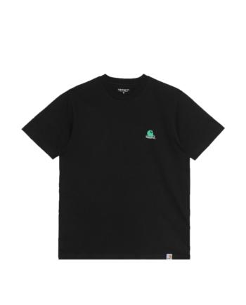 Carhartt Wip S/S Trap C T-Shirt Black I029610- 20