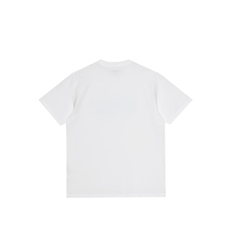 Carhartt Wip S/S Shattered Script T-Shirt White I029604-3