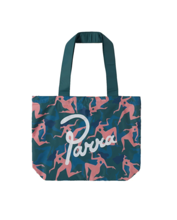 By Parra Musical Chairs Tote Bag Green 40950