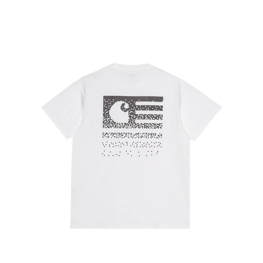 Carhartt Wip S/S Fade State T-Shirt Black I029607-3