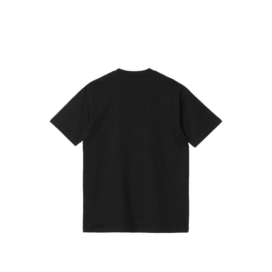 Carhartt Wip S/S Range Script T-Shirt Black I029603-20