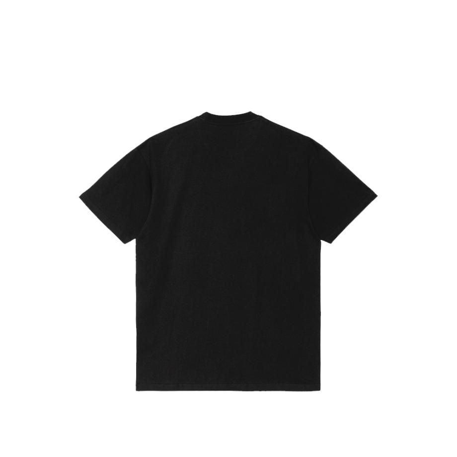 Carhartt Wip S/S Stoneage T-Shirt Black / White I029623-3