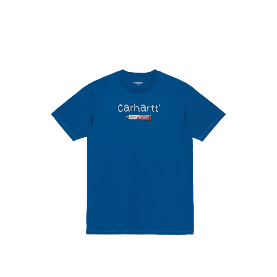 Carhartt Wip S/S Toothpaste T-Shirt Skydive I029605-9