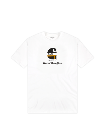 Carhartt Wip S/S Warm Thoughts T-Shirt White I029608-3