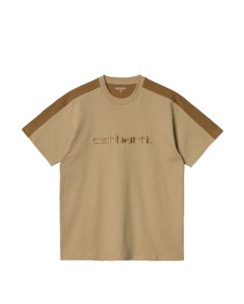 Carhartt Wip S/S Tonare T-Shirt Dusty H Brown/Hamilton Brown/Hamilton Brown I029592-9
