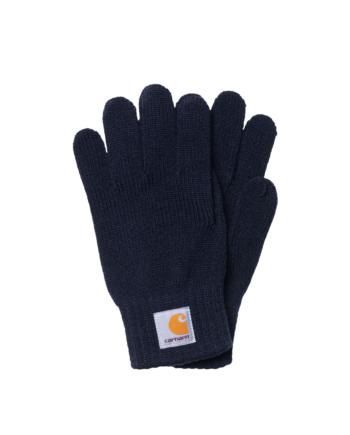Carhartt Wip Watch Gloves Dark Navy I021756-70