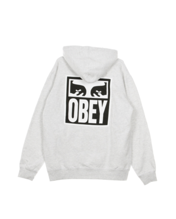 Obey Eyes Icon 2 Hoodie Ash Heather 112842712